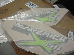Can-Am Maverick Side Decal P/N 704904579 Qty 2 Maverick 1000 Max