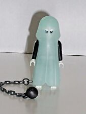 Playmobil 4650 Castle Ghost Glow in the Dark Ball & Chain Complete VERY NICE