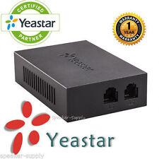 Yeastar TA200 Analog Telephone Adapter Two Analog Converter IP VoIP MAKE OFFER