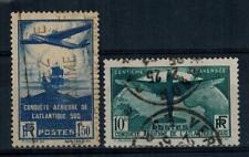 (a1) timbres France n° 320/321 oblitérés année 1936