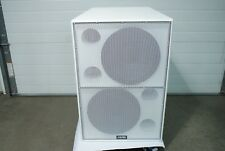 "EAW Eastern Acoustic Works AS625 Dual 15"" Subwoofer/Low Frequency Module (White)"