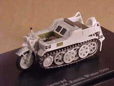 HobbyMaster #HG1705 1/48 Diecast Sd.Kfz.2 Kleines Kettenrad, USSR, Winter 1944