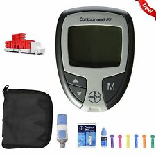Glucometer Blood Glucose Starter Kit Set Sugar Monitoring Test Diabetes Diabetic