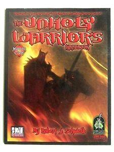 THE UNHOLY WARRIORS : MASTER CLASS HANDBOOK. PRINTED 2002.  SUPERB BOOK.