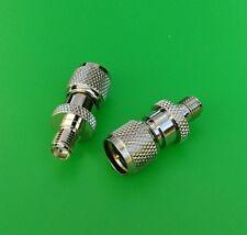 (5 PCS) SMA Female to Mini-UHF Male Connector - USA Seller