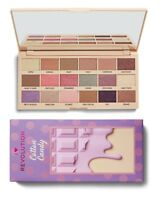 Makeup Revolution Eyeshadow Palette I Heart Revolution Cotton Candy Chocolate