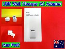 USB Wall Charger Adapter one port AU for iPhone, iPod, iPad Tablet (C413) New