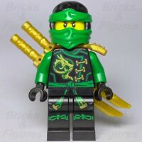 New Ninjago LEGO® Lloyd Garmadon Skybound Green Ninja Minifigure 70601 Genuine