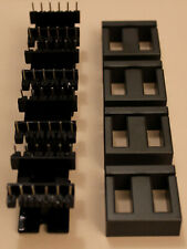 Set of 4 Kits Core Ferrite + Support - for Fr HF Power