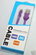 LED Light Micro USB Charge Sync Cable For Nokia/Samsung/LG/HTC/Asus/Oppo/Sony