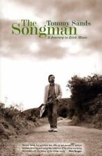 The Songman A Journey oin Irish Music by Tommy Sands ***NEW*** BC75