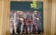 TEN WHEEL DRIVE W/GENYA RAVEN Brief Replies ROCK LP POLYDOR Gatefold NM Vinyln