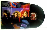 BANANARAMA self titled (with poster) LP EX+/VG-, RAMA 2, vinyl, album, uk, 1984,