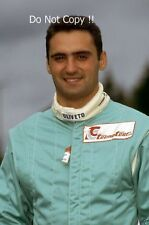 Emanuele Naspetti March F1 Portrait 1992 Photograph