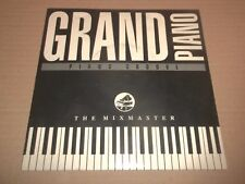 """THE MIXMASTER """" GRAND PIANO """" 7"""" SINGLE EXCELLENT P/S BCM 344 ( 1989 )"""
