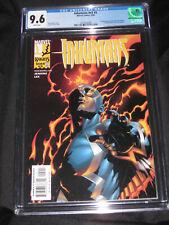 Inhumans v2 #5 (1999) CGC 9.6 1st app Black Widow, Yelena Belova! Jay Lee cover
