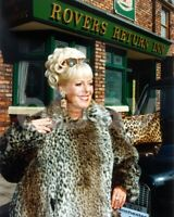 "Coronation Street (TV) Julie Goodyear ""Bet Lynch"" 10x8 Photo"