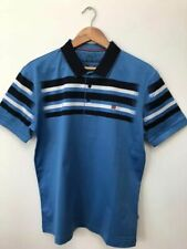 Brand new Napapijri Short sleeve polo in blue Reg fitting ,premium quality Large