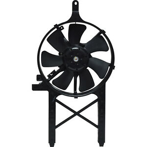 New A/C Condenser Fan Assembly for Frontier Xterra Pathfinder