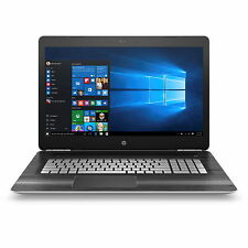 "HP Pavilion 17 17.3"" 1080 Laptop/Notebook i5-7300HQ 8GB 1TB Backlit GTX1050 W10"