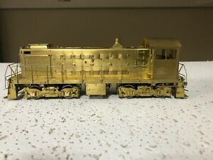 Overland Models Brass Alco S2 Switcher