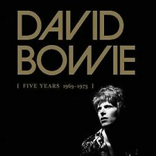 David Bowie - Five Years 1969-1973 - New CD Box Set