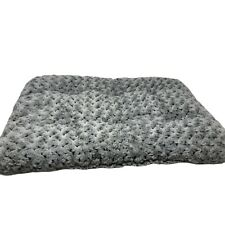 "MidWest Quiet Time Pet Bed Deluxe Gray Ombre Swirl 29"" x 21"""