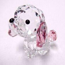 ROSIE THE POODLE PUPPY DOG CRYSTAL LOVLOTS 2015 SWAROVSKI #5063331