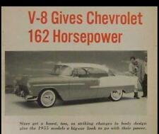 1955 Chevy V-8 Turbofire vintage Chevrolet Review