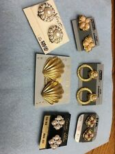 Earring Clip On (5 Designs  Assortment)  T50+