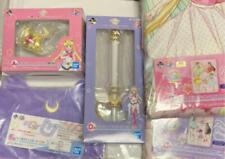 NEW Sailor Moon Ichibankuji A.B.C.D.E Prize 5sets Free Shipping DHL JAPAN