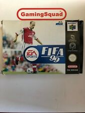 Fifa 99 BOXED N64 Nintendo, Supplied by Gaming Squad Ltd