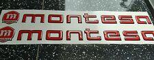 Montesa Cota Frame Stickers 2001 2002 2003 Decals