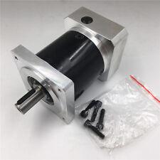 Nema34 Planetary Speed Reducer Gearbox Ratio 100:1 Geared 16mm Shaft L134.5mm