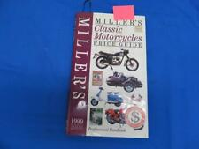 Miller's: Classic Motorcycles: Price Guide 1999/2000 By Mick Walker     Walker_1