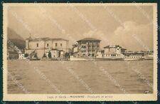 Brescia Maderno Battello cartolina QK7109