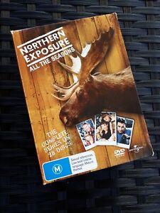 DVD Complete Series: Northern Exposure Seasons 1, 2, 3, 4, 5 & 6. AUS R4 PAL
