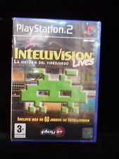 Intellivision Lives:La Historia del videojuego para play 2 nuevo y precintado