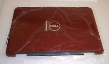 """NEW Genuine Dell Inspiron N4050 M4040 14"""" RED LCD Back Cover M76C7"""