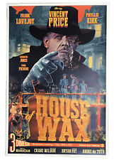 House Of Wax Mondo Poster By Stan & Vince Horror Movie Vincent Price