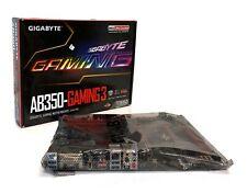 GIGABYTE GA-AB350-GAMING 3 (rev. 1.0) AM4 AMD B350 USB 3.1 HDMI ATX Motherboard