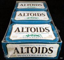 Altoids Strong Mints Wintergreen 6 Count Tins Candy Candies Bulk Mint Altoid