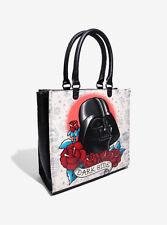 Loungefly Star Wars Darth Vader Dark Side Tattoo Purse Tote Bag Satchel