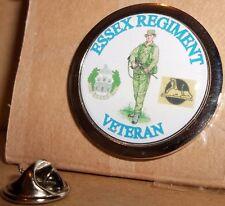 H M Armed Forces Veteran Lapel Pin Badge