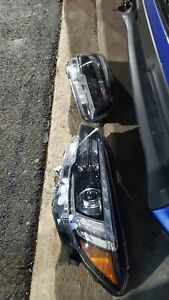 2018 2019 2020 Subaru WRX STI Headlight Left Driver LH and  right Side LED OEM