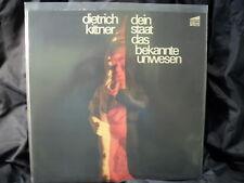 Dietrich Kittner-il tuo stato, il famoso imperversare/Live