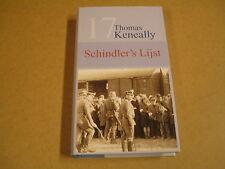BIBLIOTHEEK HET LAATSTE NIEUWS N° 17 - THOMAS KENEALLY - SCHINDLER'S LIJST