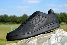 Oneal Pinned Flatpedal Schuh schwarz / black guter Grip/Traktion Wabensohle