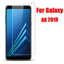 New Tempered Glass Full Screen Protector Film Cover For Samsung Galaxy A8 (2018)