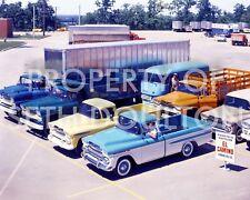 "1959 Chevy Apache factory original photo vintage print ad Large 16"" X 20"" poster"